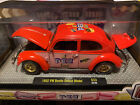 M2 Machines 1952 VW BEETLE DELUXE Model PEZ 1/24 scale Limited Edition