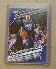 2020-21 Panini NBA Player of the Day Basketball Cards - Checklist Added 23