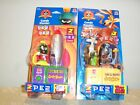 Looney Tunes Candy Hander (2) - Pez Wile E Coyote Electronic/Marvin the Martin