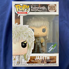 Funko Pop! Labyrinth Jareth Glitter #365 David Bowie Thinkgeek Exclusive!