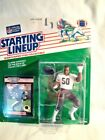 NEW RARE Starting Lineup MIKE SINGLETARY 1989 Vintage Chicago Bears #50