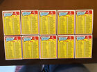 1965 Topps Football Cards 20