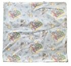Precious Moments Fabric by Spectrix 2004 Nativity Scene Light Green 2 Yards