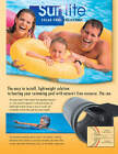 Solar Sunlite Pool heater 32 sqft Heat your pool up to 20 degrees USA made