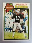 The Snake Enters the Hall of Fame! Top 10 Ken Stabler Football Cards 19