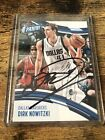 Dirk Nowitzki Autographs Cards and Photos for Panini 6