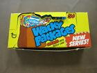 VINTAGE 1974 TOPPS WACKY PACKAGES ORIGINAL 7TH SERIES 7 GUMLESS FULL BOX OF 48