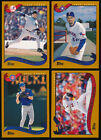 2002 Topps Traded and Rookies SPs BB (#1-110) You Pick Complete Your Set (A06)