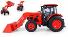 Model tractor Crew Agricultural diecast Universal Hobbies Kubota M5111 Wi