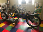 2006 Custom Built Motorcycles Chopper 2006 West Coast Choppers CFL Rolling Chassis 4 Up