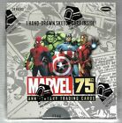2014 MARVEL 75TH ANNIVERSARY FACTORY SEALED BOX by RITTENHOUSE {ONLY 6000 made}