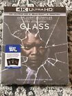 Glass 4K Blu Ray + Digital SOLD OUT with Collectible Art Cards