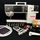 Bernina B 830 Computerized Sewing Embroidery Machine Serviced + Full Package