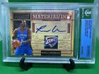 2009-10 Timeless Treasures Russell Westbrook Auto Patch True 1 1 Auto Patch Logo