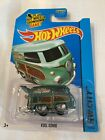 2013 Hot wheels super treasure hunt Kool Kombi