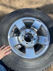 2004 F250 F350 HARLEY DAVIDSON 18 INCH WHEEL WHEELS SET FORD SUPER DUTY 1999 04