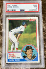 Wade Boggs Cards, Rookie Cards and Autographed Memorabilia Guide 9