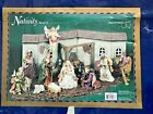 Department 56 Nativity Set 13 pieces