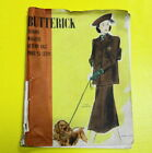 Vintage 1930s BUTTERICK Sewing Pattern FASHION MAGAZINE Autumn 1937 48 pages