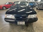 1988 Ford Mustang LX 1988 FORD MUSTANG LX 5.0 CONVERTIBLE 3623 ORIGINAL MILES!