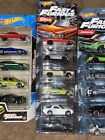 HOT WHEELS PREMIUM FAST AND FURIOUS SUPER LOT OF 25 4 COMPLETE SETS ALL DIFF