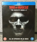 Sons Of Anarchy: Complete Series 1 2 3 4 5 6 7 [Blu-ray Box Set]