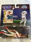 NEW RARE Starting Lineup OMAR VIZQUEL 1999 Cleveland Indians Figure and card