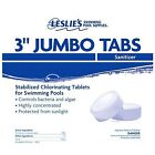 Chlorine Pool Tablets 3 inch 5 lb 10 Tablets from Leslies Pool same as Clorox