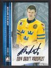 2014 ITG Draft Prospects Hockey Clear Rookie Redemption Set Announced 22