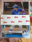 2021 Topps Now Road to Opening Day Baseball Cards Checklist 8