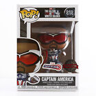 Funko Pop Falcon and the Winter Soldier Figures 15