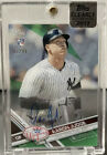 2017 Topps Clearly Authentic Baseball Cards 37