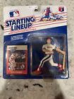 Brian Downing 1988 Kenner Starting Lineup Figurine and Card Angels SLU Rookie