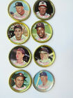 Eight 1964 Topps Coins