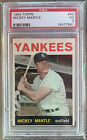 Comprehensive Guide to 1960s Mickey Mantle Cards 129