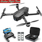 Holy Stone HS720E RC 5G GPS Drone 4K FPV FHD Camera Brushless Quadcopter + Case
