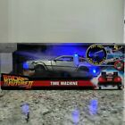 Jada Hollywood Rides 1 24 Scale Back to the Future II Time Machine With Light