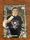 Marc-Andre Fleury Cards, Rookie Cards and Autographed Memorabilia Guide 59