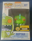 Funko Pop Entertainment Earth Glow in the Dark Exclusive Reptar Rugrats 227 New