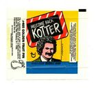 1976 Welcome Back Kotter complete trading card set 53 cards with wrapper
