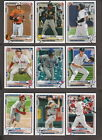 31 2021 BOWMAN PAPER BASE AND PROSPECTS COMPLETE SET BP1 150 1 100 250 CARDS