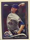 Jacob deGrom Rookie Cards Checklist and Top Prospect Cards 35