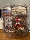 1997 Starting Lineup Cooperstown Collection Johnny Bench Figurine Cincinnati Red