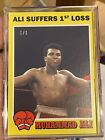 Muhammad Ali Boxing Cards and Autographed Memorabilia Guide 27