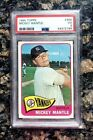 Comprehensive Guide to 1960s Mickey Mantle Cards 145