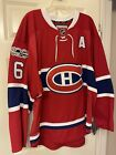 Montreal Canadiens Pro Authentic Edge 2.0 Shea Weber MIC NHL Jersey 54