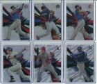 2015 Topps High Tek Complete Set Pattern 1, Versions A B, 112 Cards (Trout)