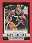 Kawhi Leonard Rookie Cards Checklist and Guide 5