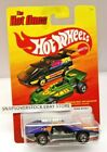 2011 HOT WHEELS THE HOT ONES SIDE KICK CHASE VERSION WITH REDLINE TIRES RARE