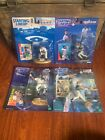 Starting Lineup Derek Jeter figures with cards! 1997, 98, 99 and 2000! Lot No. 1